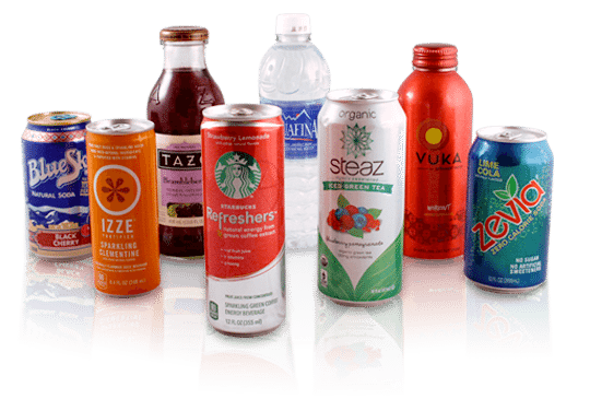 Healthy Drink Options From Healthy Vending At Work
